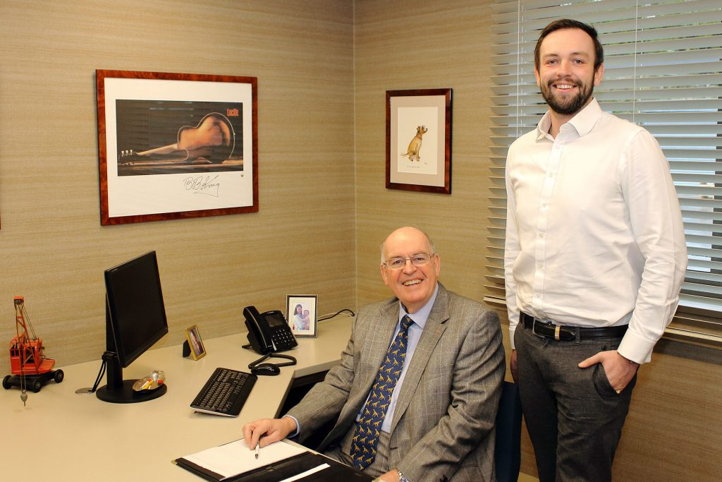 Street Crane welcomes grandson of founder into the business